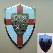 El Cid - Medieval Heater Shield